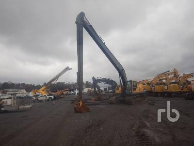2006 VOLVO EC330BLC Long Reach Hydraulic Excavator