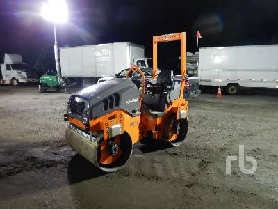 Unused 2019 HAMM HD12VV Tandem Vibratory Roller