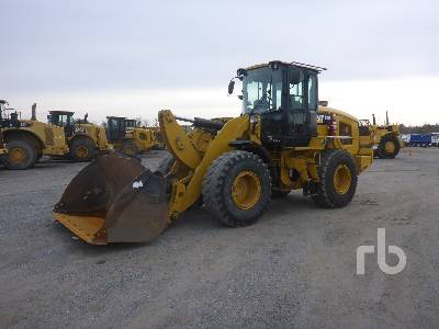 2014 CATERPILLAR 930K Wheel Loader