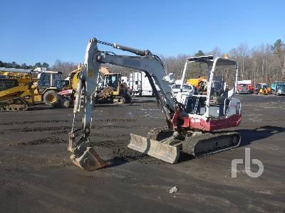 2013 TAKEUCHI TB235 Mini Excavator (1 - 4.9 Tons)