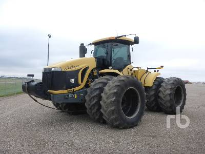 2008 CHALLENGER MT975B 4WD Tractor
