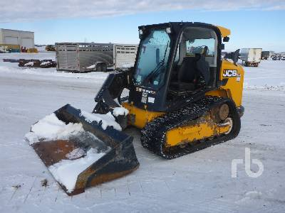 2017 JCB 3TS-8T 2 Spd Telescopic Multi Terrain Loader