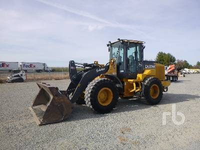 2012 JOHN DEERE 544K Wheel Loader