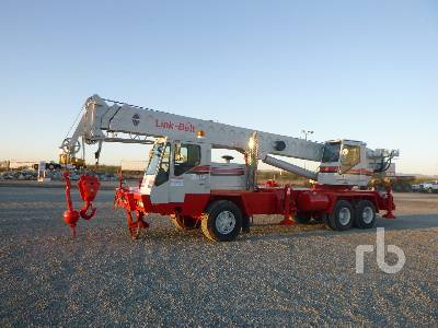 LINK-BELT HTC835 35 Ton 6x4 Hydraulic Truck Crane