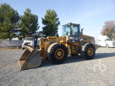 1999 CASE 821C Wheel Loader