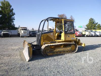 2004 JOHN DEERE 450H Crawler Tractor