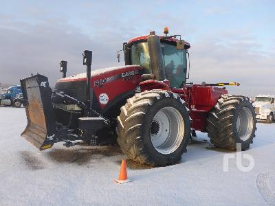 2012 CASE IH 550S 4WD Tractor