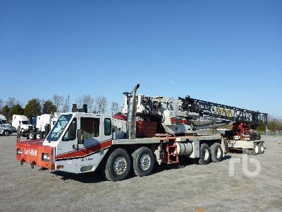 2000 LINK-BELT HTC-8670 70 Ton 8x4x4 Hydraulic Truck Crane