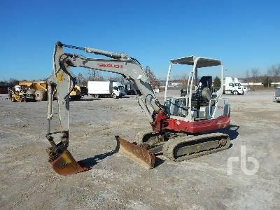 2014 TAKEUCHI TB235 Mini Excavator (1 - 4.9 Tons)