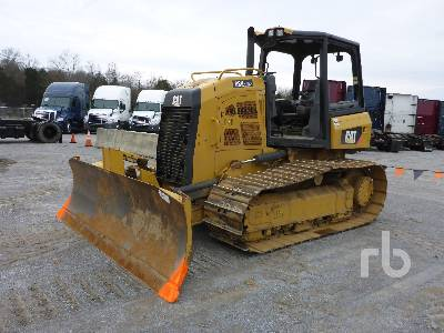 2015 CATERPILLAR D3K2 LGP Crawler Tractor