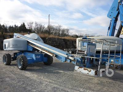 2008 GENIE S60 4x4 INOPERABLE Boom Lift