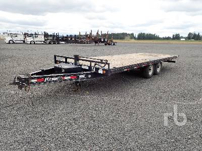 Tilt Container Trailers For Sale In Tx Nationwide Trailers >> Pj Trailers T A Equipment Trailer For Sale Ironplanet