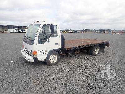 Isuzu For Sale | IronPlanet