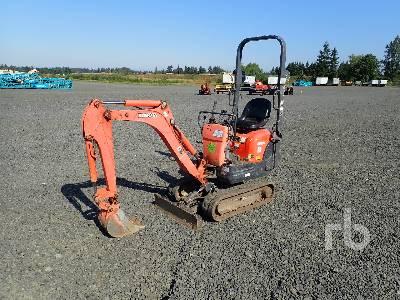 Kubota U35 Mini Excavator Specs & Dimensions :: RitchieSpecs