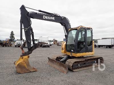John Deere 75D Midi Excavator Specs & Dimensions :: RitchieSpecs