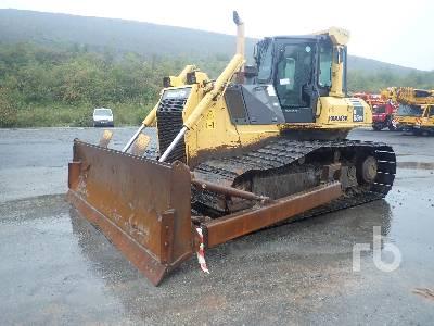 2007 KOMATSU D65PX-15E0 Crawler Tractor