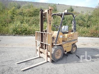 CATERPILLAR V50C Forklift