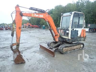 1997 PEL-JOB 253 Mini Excavator (1 - 4.9 Tons)