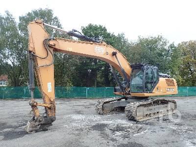 2016 CASE CX370D Hydraulic Excavator