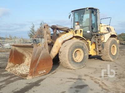 2008 NEW HOLLAND W270B Wheel Loader