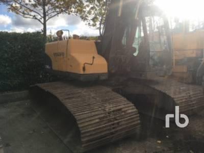 2010 VOLVO EC140CL LGP Hydraulic Excavator