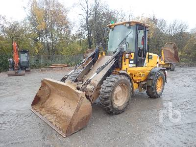 2004 JCB 411 Wheel Loader