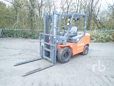 2019 ATTACK AK35 3500 Kg Forklift
