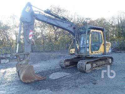 2006 VOLVO EC140BLC Hydraulic Excavator