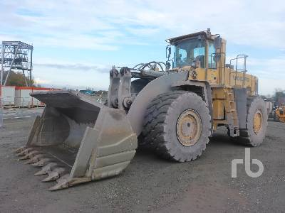 2003 VOLVO L330E Wheel Loader