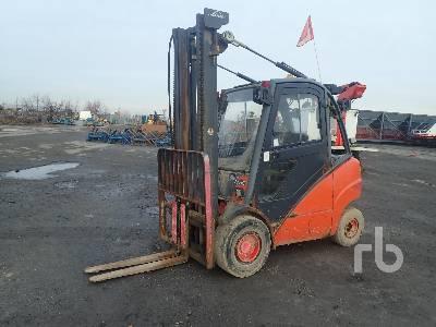 2007 LINDE H30D Forklift