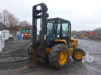 2001 JCB 926 4x4 Rough Terrain Forklift