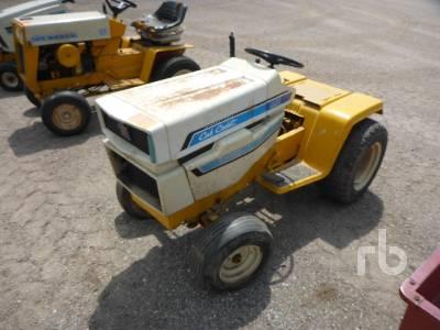 CUB CADET 1250 Lawn Mower Parts/Stationary Construction