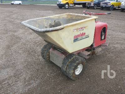 Concrete Buggy For Sale   IronPlanet