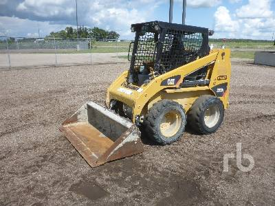Caterpillar 226 Skid Steer Loader Specs & Dimensions