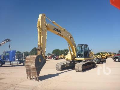 Kobelco SK290 LC Hydraulic Excavator Specs & Dimensions :: RitchieSpecs