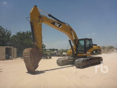 Caterpillar 205 Hydraulic Excavator Specs & Dimensions :: RitchieSpecs