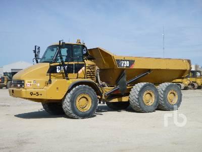 Caterpillar D25D Articulated Dump Truck Specs Dimensions