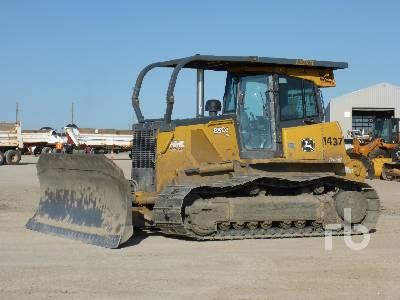 John Deere 350C Crawler Tractor Specs & Dimensions
