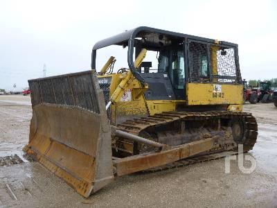Komatsu D85A-21 Crawler Tractor Specs & Dimensions :: RitchieSpecs