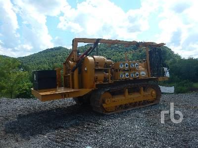 Caterpillar D6D Crawler Tractor Specs & Dimensions :: RitchieSpecs