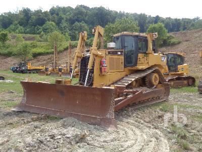 Caterpillar D7R XR Crawler Tractor Specs & Dimensions