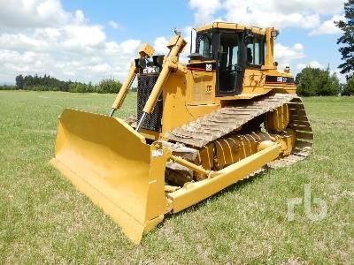 2004 CATERPILLAR D6R LGP Series II Crawler Tractor