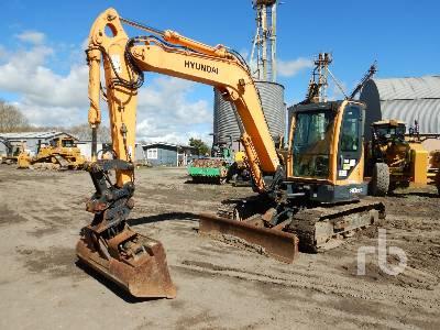 2011 HYUNDAI ROBEX 80CR-9 Midi Excavator (5 - 9.9 Tons)