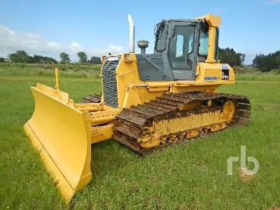 2005 KOMATSU D61PX-15 Crawler Tractor