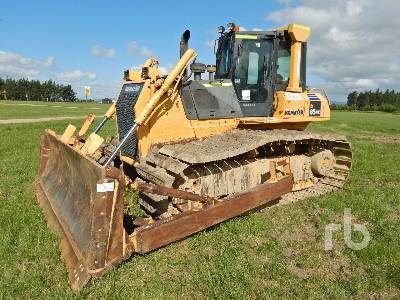 2004 KOMATSU D65PX-15 Crawler Tractor