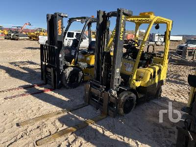 2006 HYSTER S50FT 4550 Lb Forklift Parts/Stationary Construction-Other
