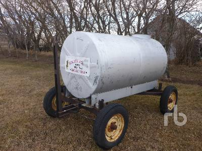 500 Gallon Galvanized Water Tank | Ritchie Bros  Auctioneers