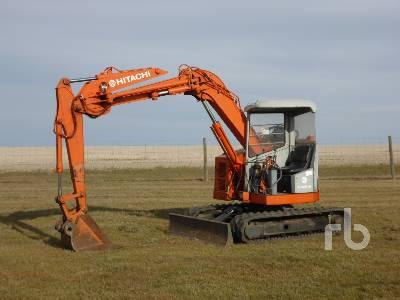 HITACHI EX50URG Mini Excavator (1 - 4.9 Tons)