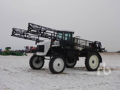 2005 SPRA-COUPE 7650 80 Ft High Clearance Sprayer