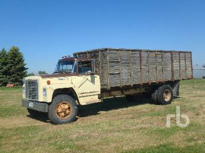 International Truck Parts & Attachments For Sale | IronPlanet